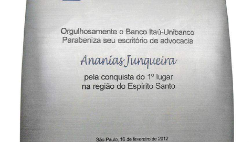 Banco Itaú 2012